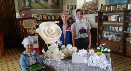 Праздник милосердия и благотворительности «Белый цветок»