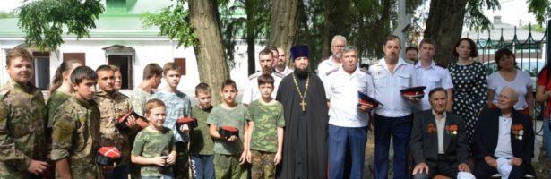 Настоятель Сретенского храма г. Ростова-на-Дону принял участие в митинге, посвященном Дню памяти и скорби